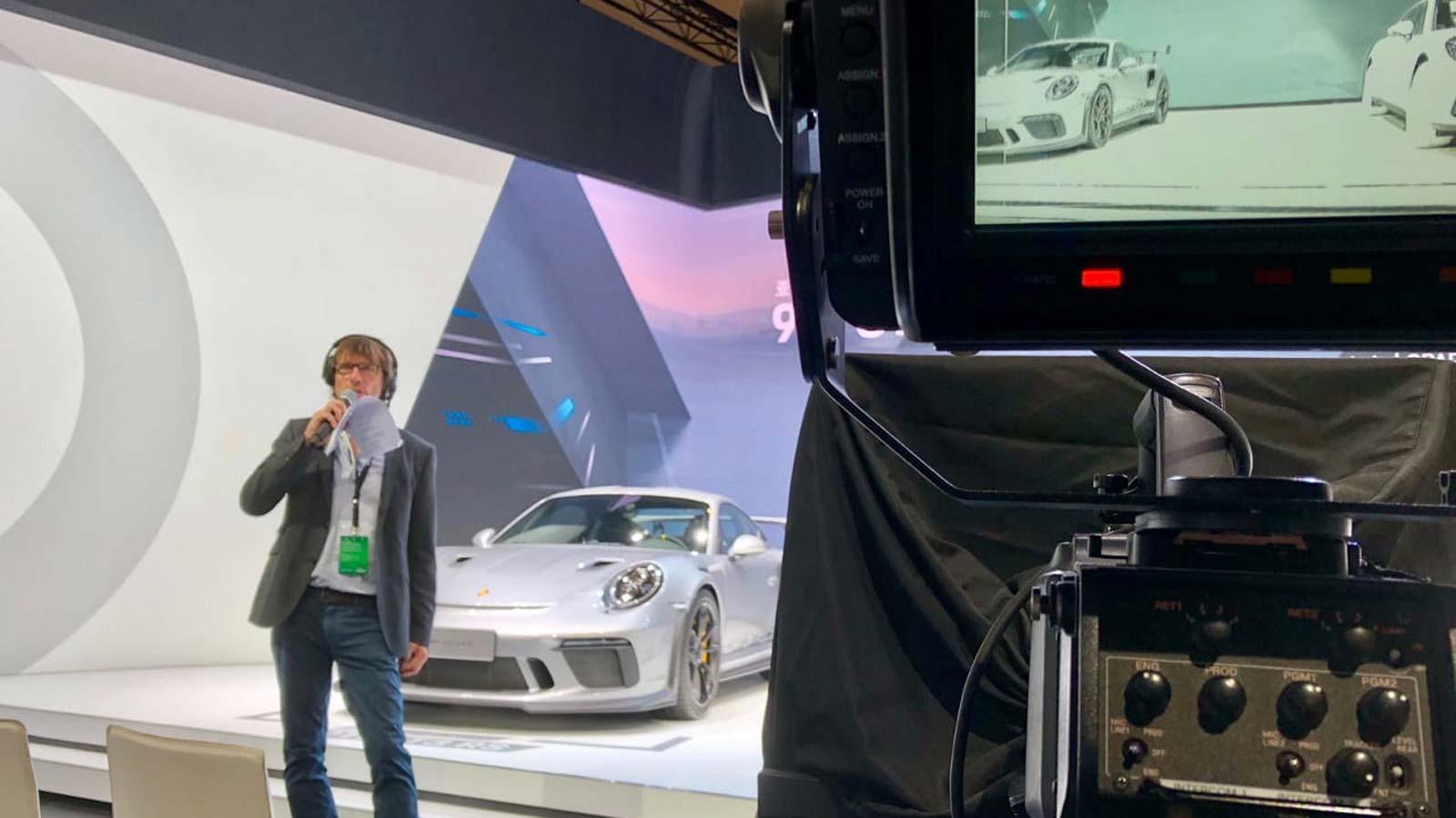 Porsche Auto China 2018