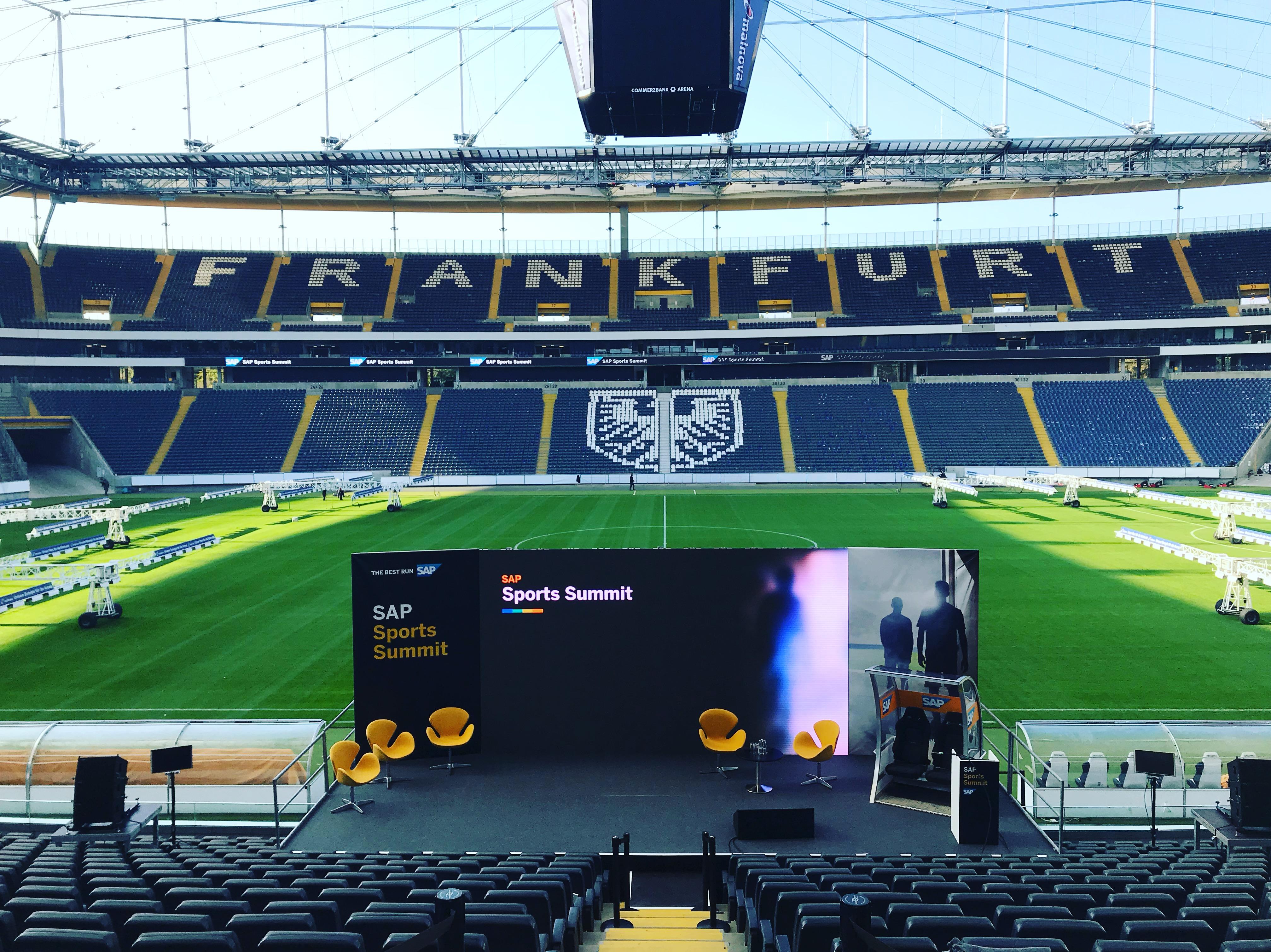SAP Sports Summit 2018