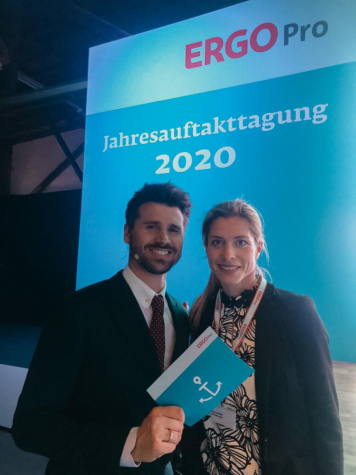 ERGO Jahresauftakttagung – Hamburg 2020